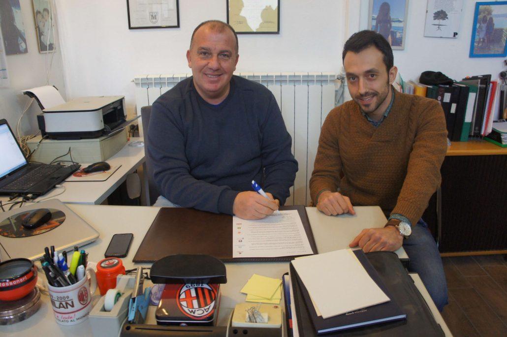 With Paoli Gatti