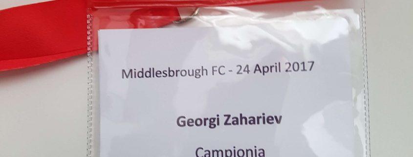 Campionia - Georgi Zahariev