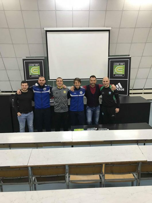 Coerver coaching Bulgaria