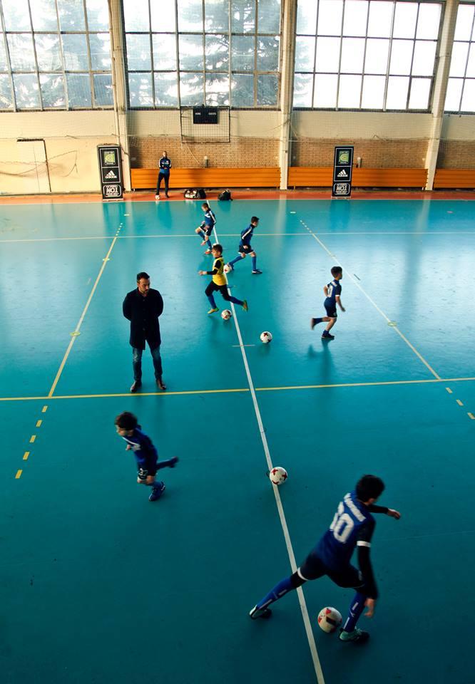 Coerver coaching Bulgaria